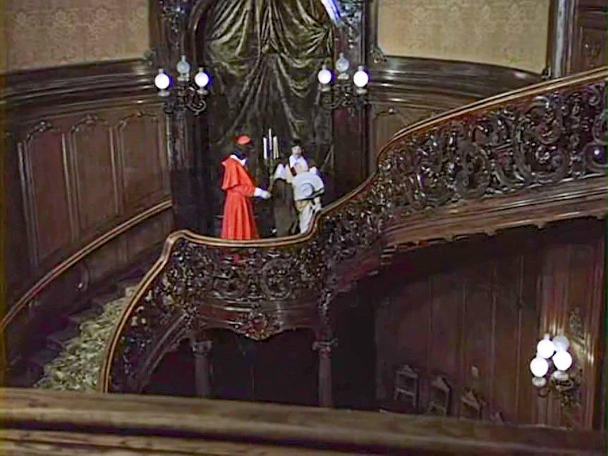 Дворец Кардинала в Доме ученых