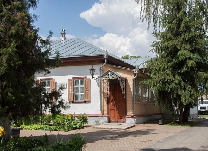 Музей Заповіт в Переяславе-Хмельницком
