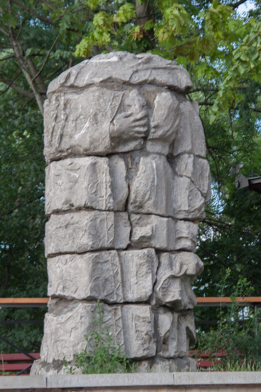 Памятник княгине Ольги