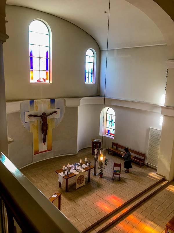 Лютеранская кирха святой Екатерины