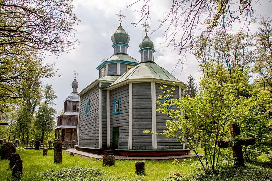 Покровская козацкая церковь