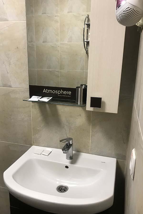 Отель Атмосфера ванна