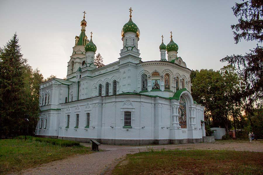 Сампсониевская церковь