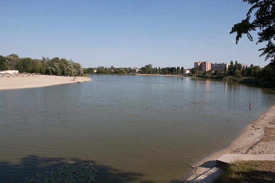 Река Хорол