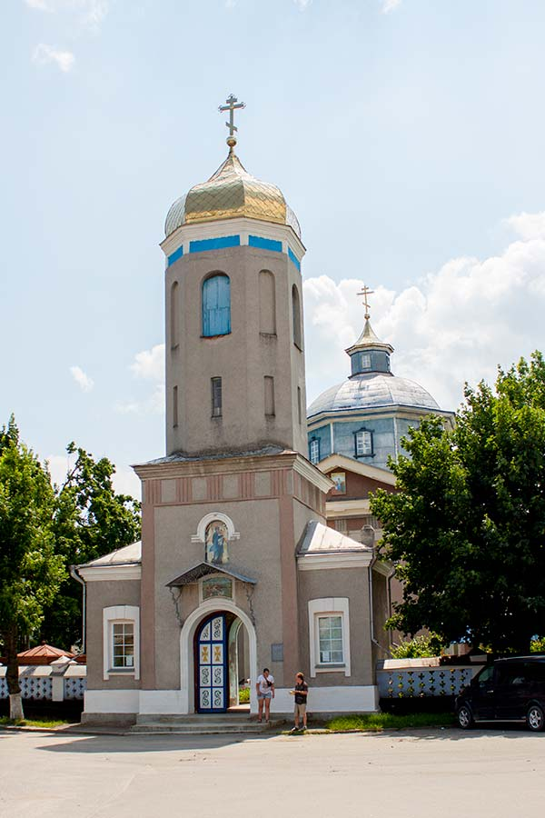 Успенская церковь (1789) в Тульчине