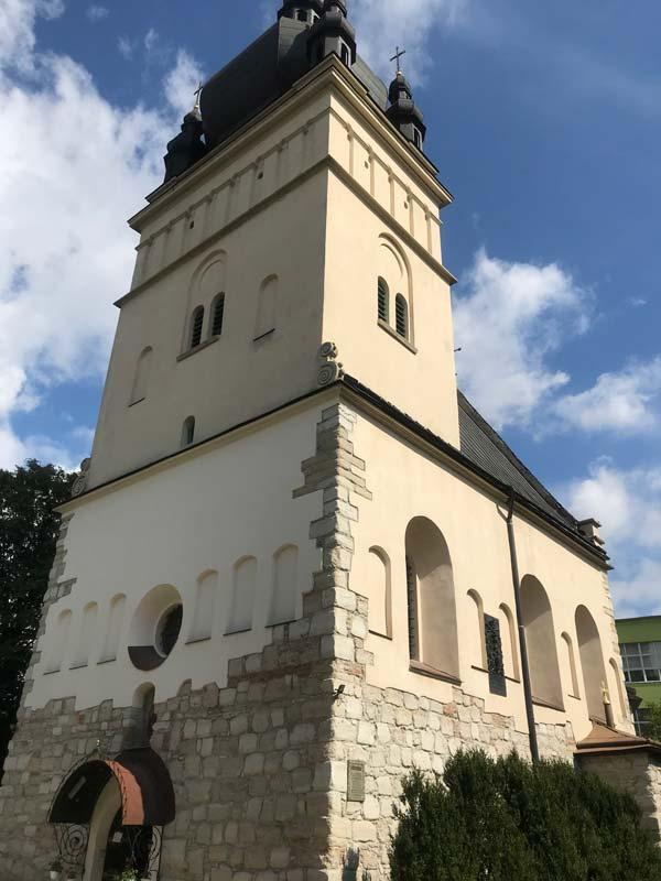 Церковь Святой Параскевы Птяницы во Львове