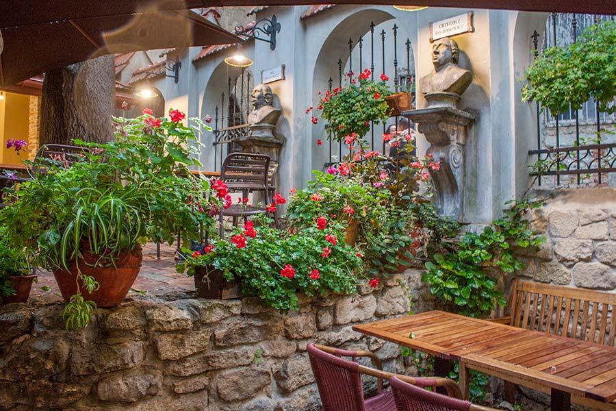 Ресторан MonsPius