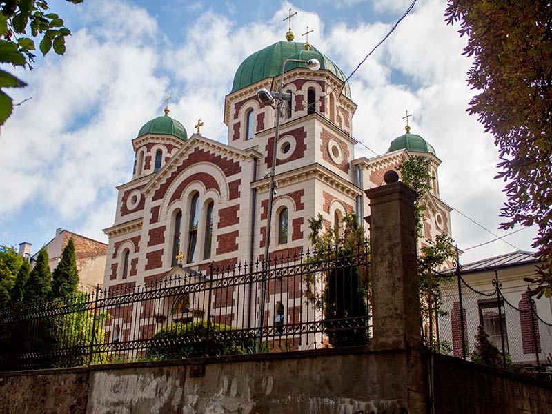 Церковь Святого Георгия Победоносного