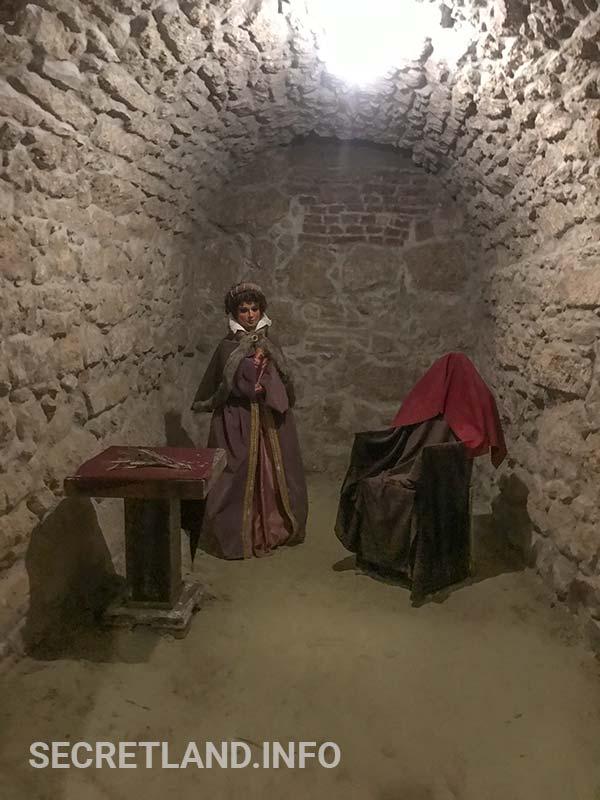 Подземелья Доминиканского монасты