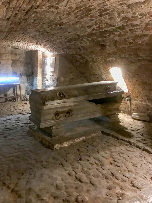 Подземелья Иезуитов