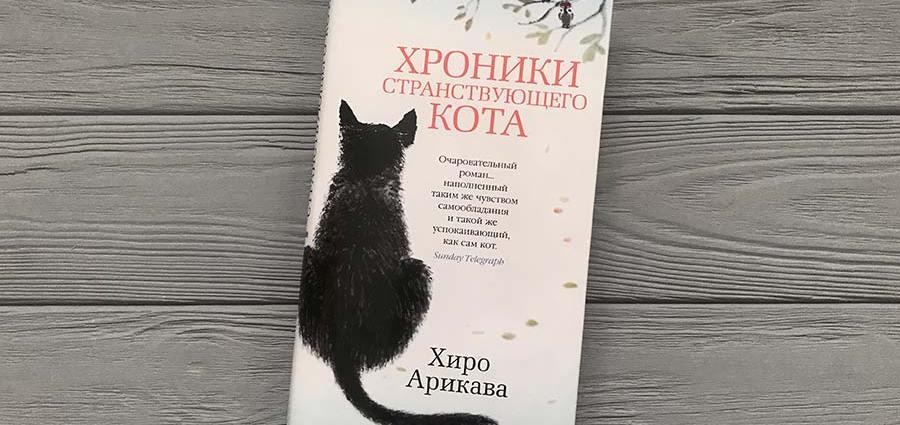 «Хроники странствующего кота», Хиро Арикава