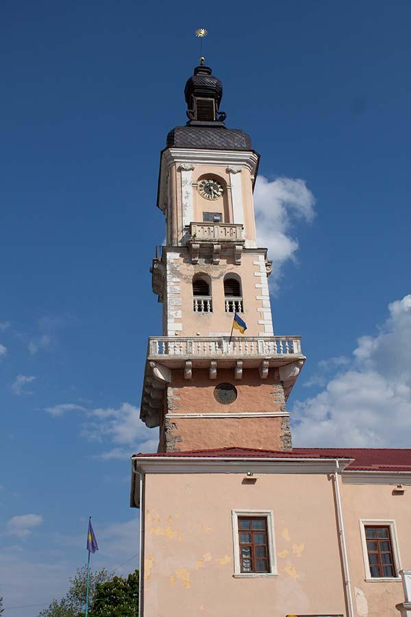 Ратуша в Каменец-Подольском
