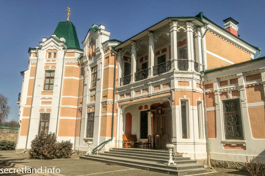 усадьба Хоецких в Томашовке