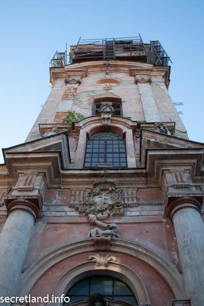 Костел святого Николая Каменец-Подольский