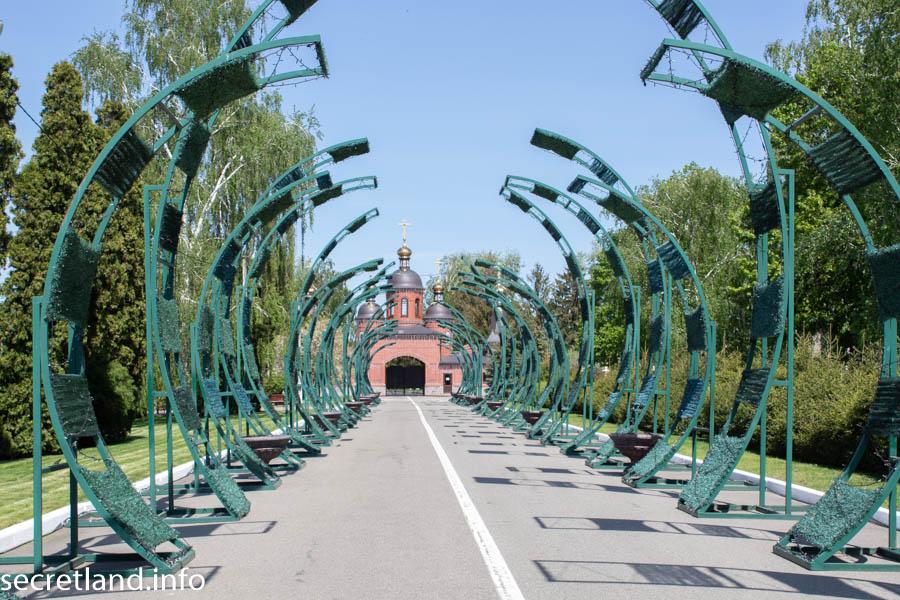 Ковалевка монастырь