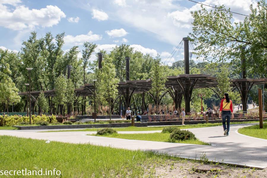 Труханов Остров Реконструкция