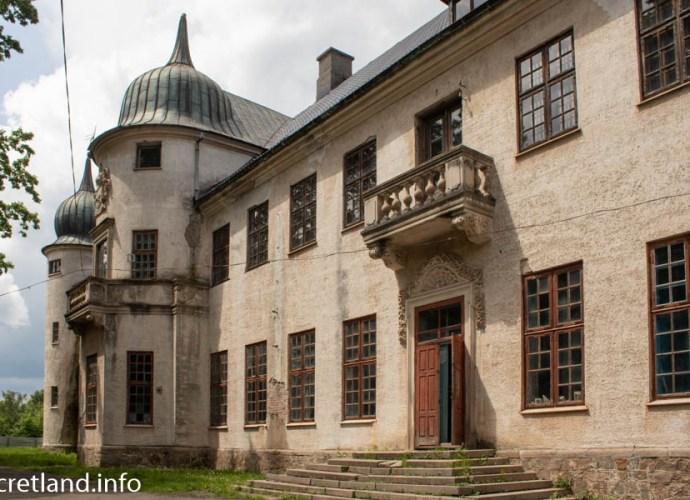 Дворец графа Шувалова