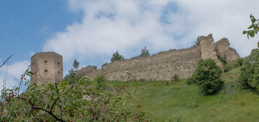 Замок в Кудринцах
