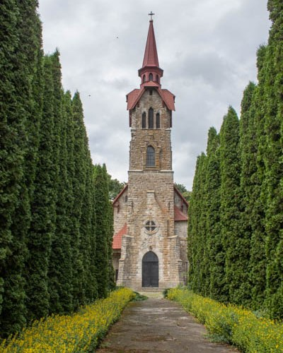 Костел Святого Антония Падуанского в Лосяче