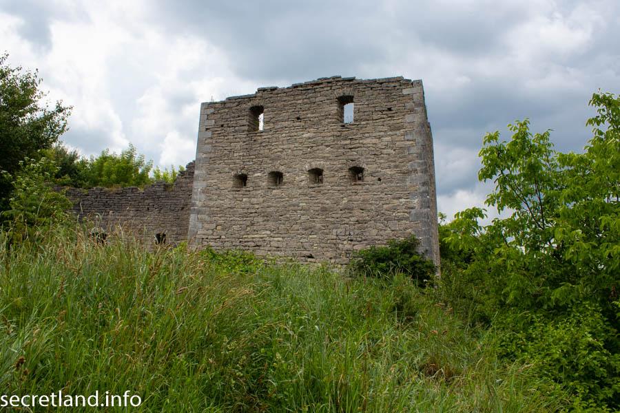 Замок в Сатанове