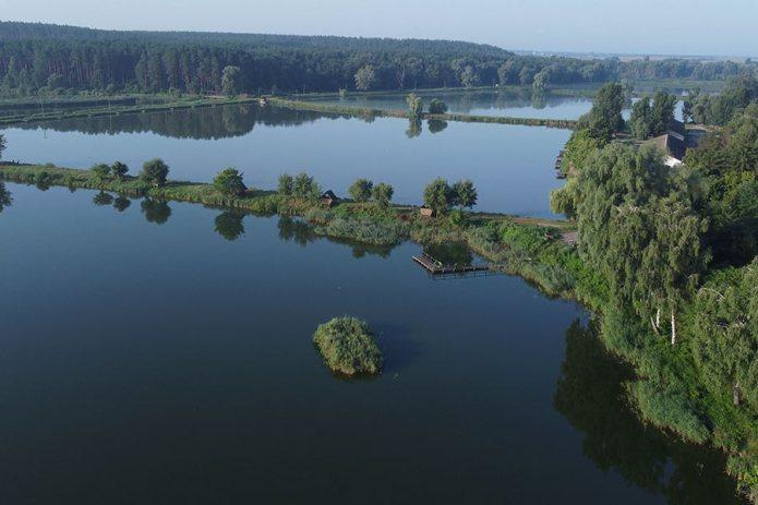 Озера в Забирье
