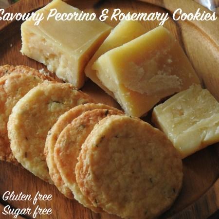 Pecorino Rosemary Cookies