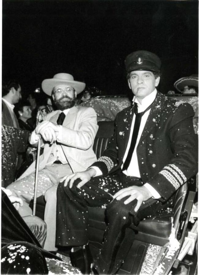 Carlos Cano y Antonio Burgos de pregoneros del Carnaval de Cádiz