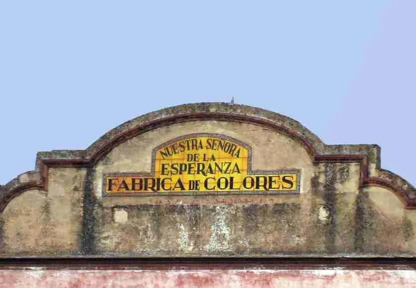 fábrica de colores tarik córdoba