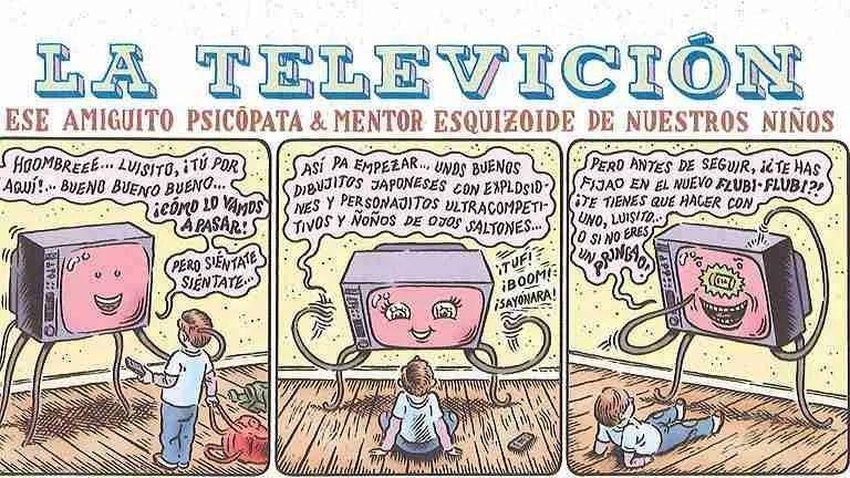 La televición por Miguel Brieva