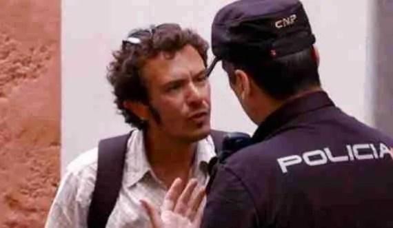 kichi alcalde policia