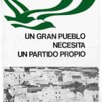 Réquiem por el Partido Andalucista