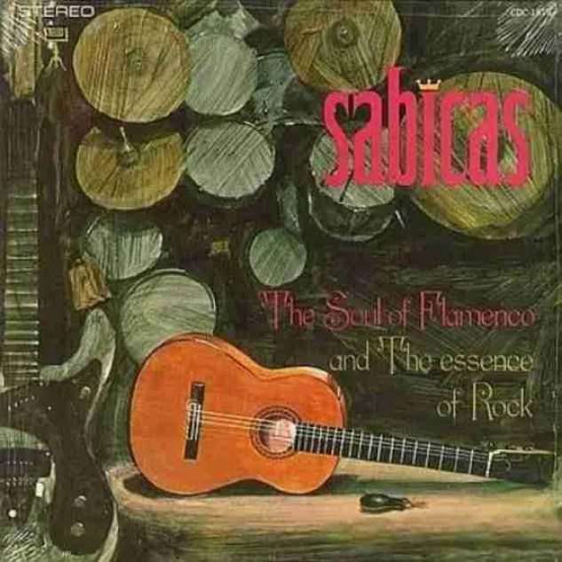 sabicas the soul of Flamenco and the essence of rock 1971