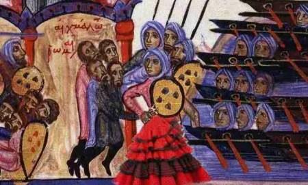 Sevillanas muladíes Digo que soy sevillano