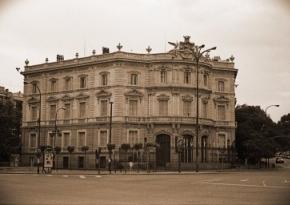 Palacio Linares en Madrid