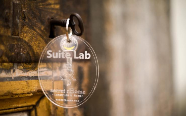secret rHome – Suite Lab
