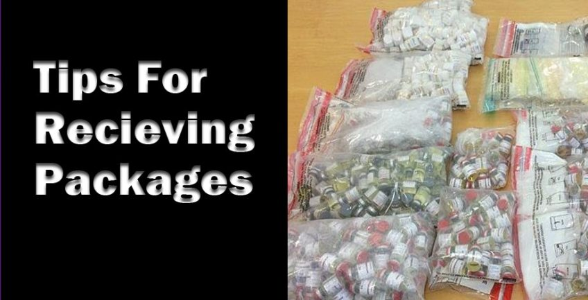 Tips for receiving Packages