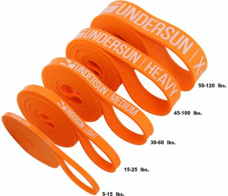 Undersun Fitness Exercise Band Set