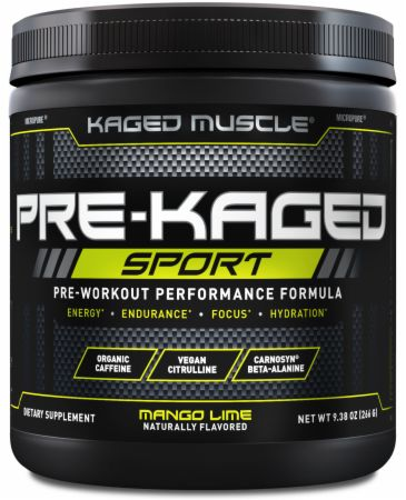 Kaged Muscle Pre-Kaged Sport