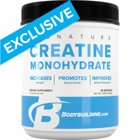Creatine Mono and Nothing But