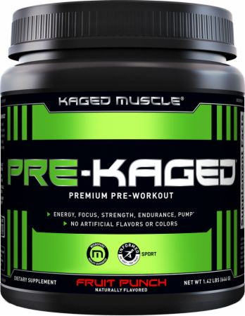 One of Our Most Popular Pre-Workouts
