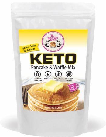 Easy Keto Pancakes? Yes,Please!