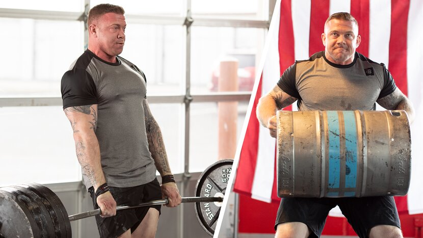 Strongman Finishers for Big Muscle Gains