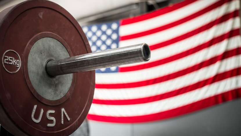 Meet the USA Olympic Weightlifting Team