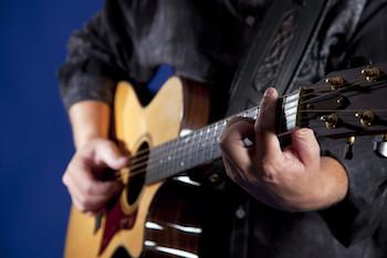 Guitarist - Chord Progressions