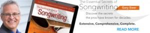 """The Essential Secrets of Songwriting"" 6-eBook Bundle"