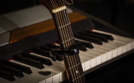 Guitar and Piano - Creating a Melody and Bass Line