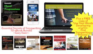 The Essential Secrets of Songwriting 10-eBook Bundle