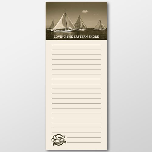 Skipjacks Notepad