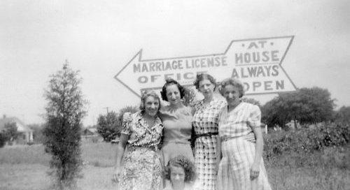 Quickie Weddings in Elkton, Maryland