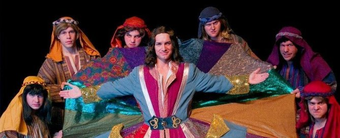 Music and Theater on the Eastern Shore: Joseph and the Amazing Technicolor Dreamcoat in Salisbury
